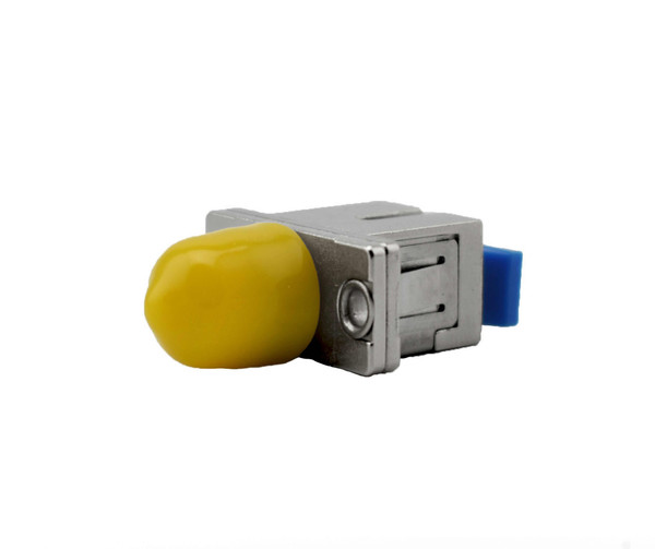 PFP SC - FC Singlemode Hybrid Mating Adapter, SC Mount