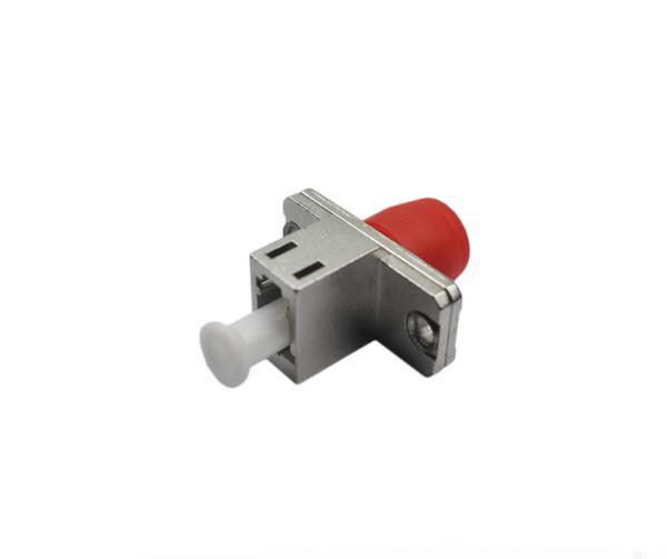 PFP SM Hybrid Adapter, LC - FC Metal type, SC Mount