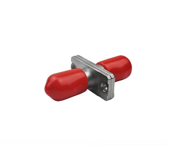 ST Adapter Singlemode, Metal