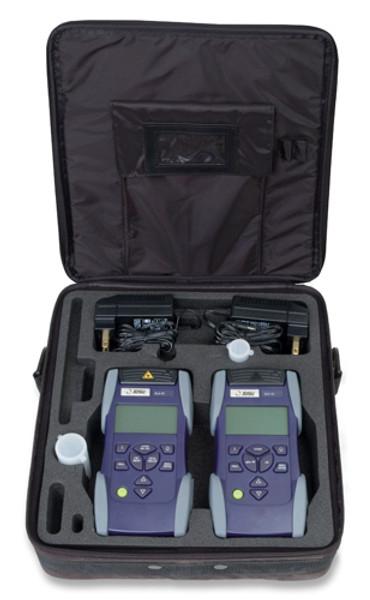 JDSU SmartClass OMK-55 Multimedia SM Optical Test Kit