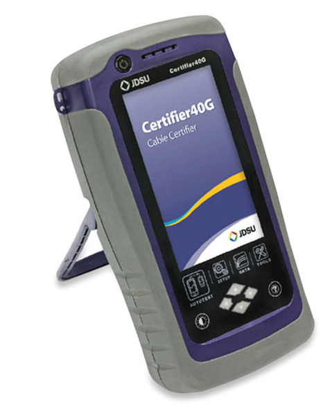 JDSU NGC-4500-FA-NA Certifier40G Cat6A Cable Certifier