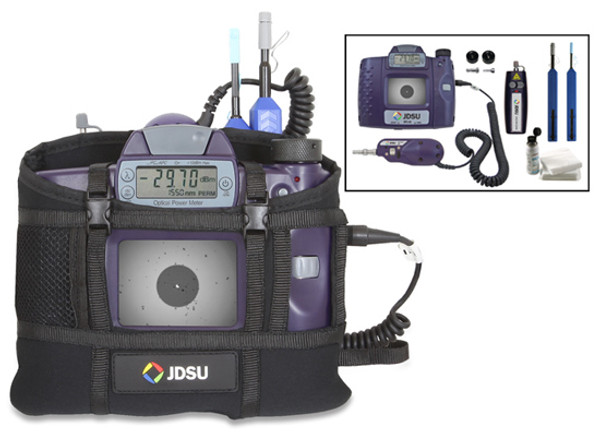 JDSU FIT-S205-PRO Fiber Optic Inspection, Clean & Test Kit
