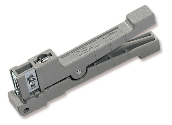 Ideal 45-162 Coax Cable Stripper, Up to 1/8''