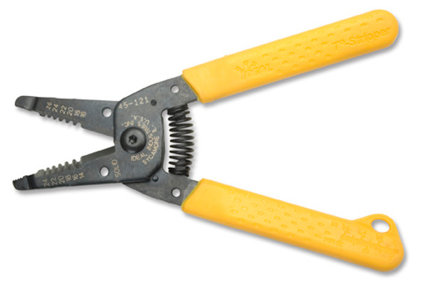 Ideal 45-121 T6 Stranded Wire T-Stripper, 26-16 AWG