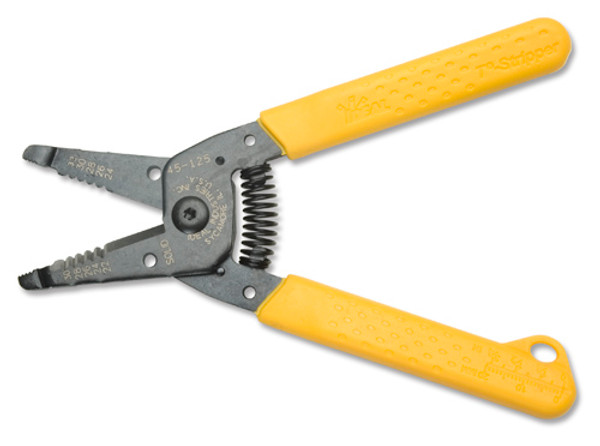 Ideal 45-125 T7 Single Wire T-Stripper, 22-30 AWG