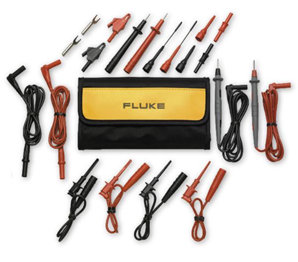 Fluke TL81A Deluxe Test Lead Kit