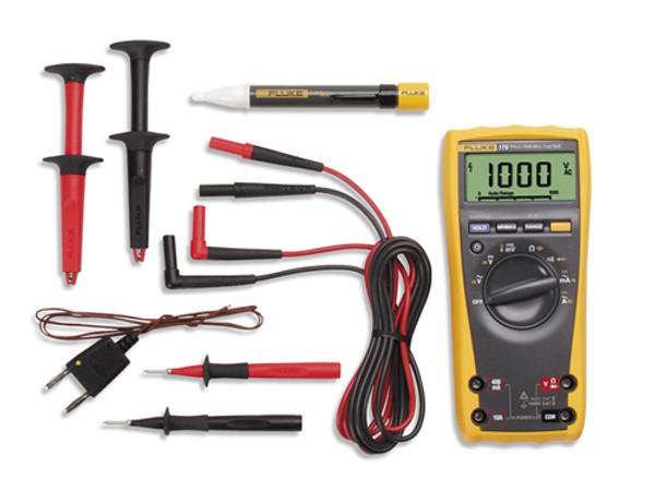 Fluke 179/1AC-II KIT Digital Multimeter VoltAlert Combo Kit