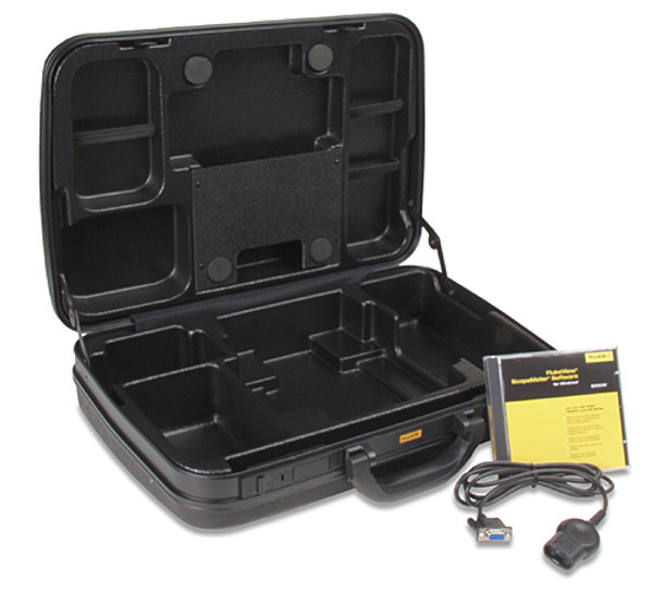 Fluke SCC190EFG Scopemeter Software, USB Cable & Case Kit