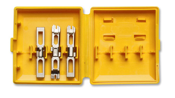 Fluke Networks DBK-3 Basic D814/D914/D914S EverSharp Blade Kit