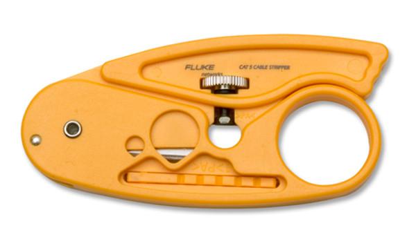Fluke Networks 11230002 UTP/STP Adjustable Cable Stripper/Cutter