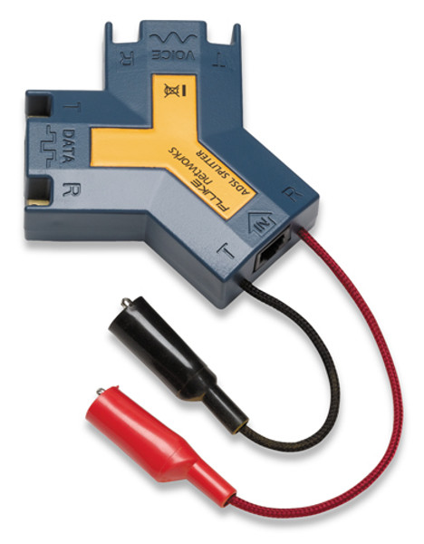 Fluke Networks 10410100 Portable ADSL/POTS Splitter
