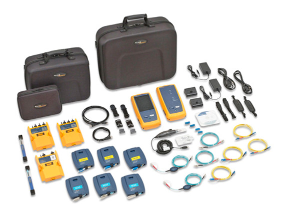 Fluke Networks OFP-CFP-QI OptiFiber Pro/CertiFiber Pro QUAD Kit
