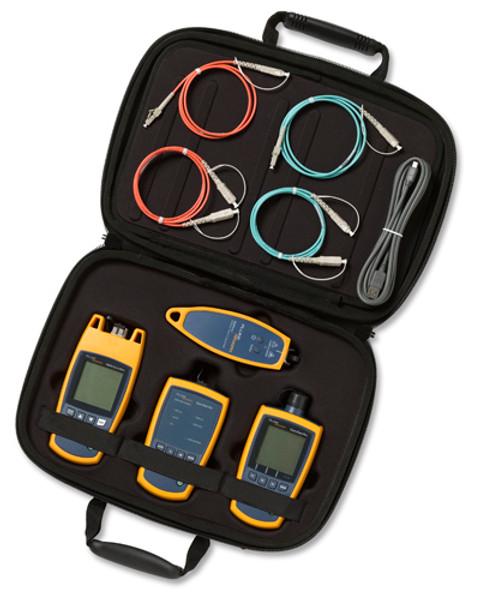 Fluke Networks FTS1000 Fiber QuickMap Troubleshooter Kit