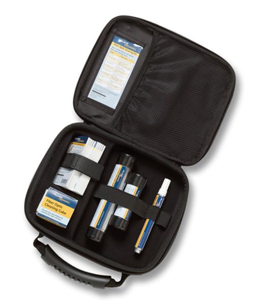Fluke Networks NFC-KIT-CASE Fiber Optic Cleaning Kit with Case