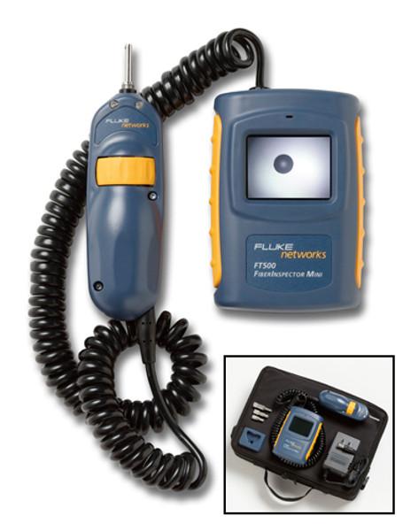 Fluke Networks FT500 FiberInspector Mini