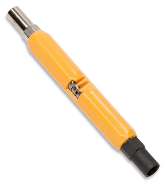 """Fluke Networks 44507004 3/8"""" & 7/16"""" Can Wrench, 24 AWG Stripper"""