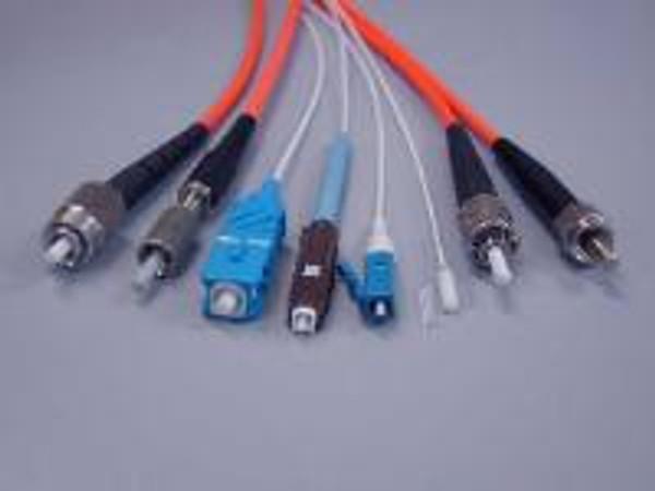 MM Large Core Fiber Patch Cord and Assemblies 400/480 Micron 22FA - Bare Fiber (No Color Option)