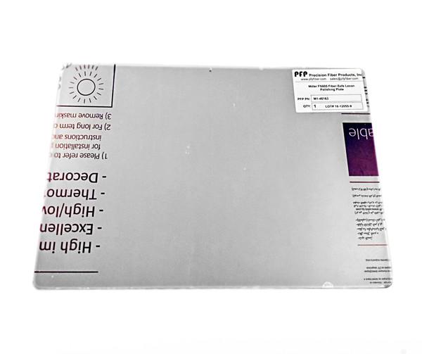 Miller FS600 Fiber-Safe Lexan Polishing Plate