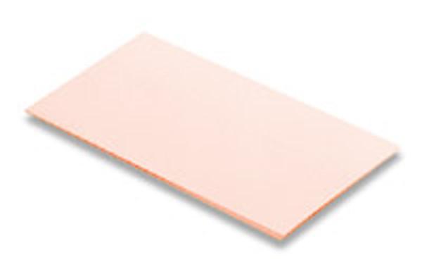Miller PFAO-12 12 Micron Al/Oxide Polishing Film - Red, 10 Sheets