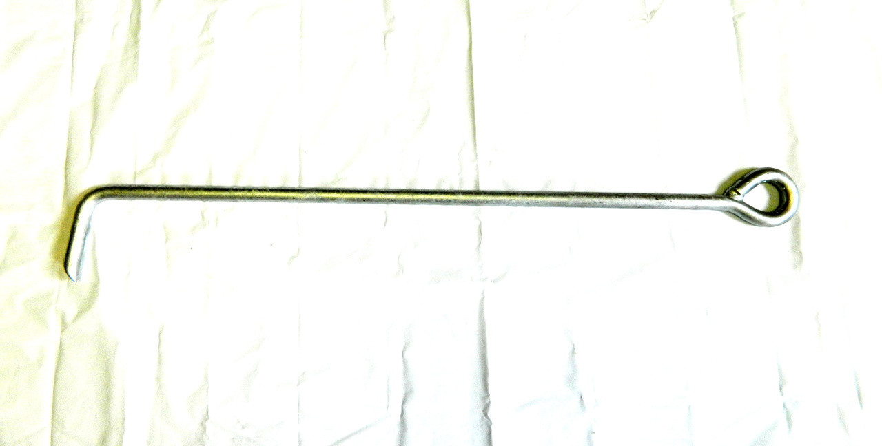 3/4'' x 36'' Cast in Concrete Anchor HEAVY DUTY