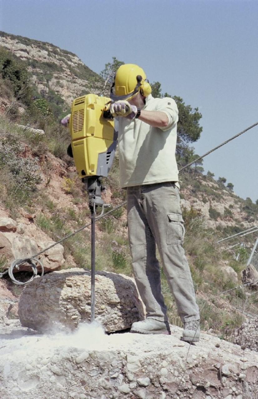 Cobra Combi: Petrol drill and breaker (Hex 22x108) (7/8x4 1/4)
