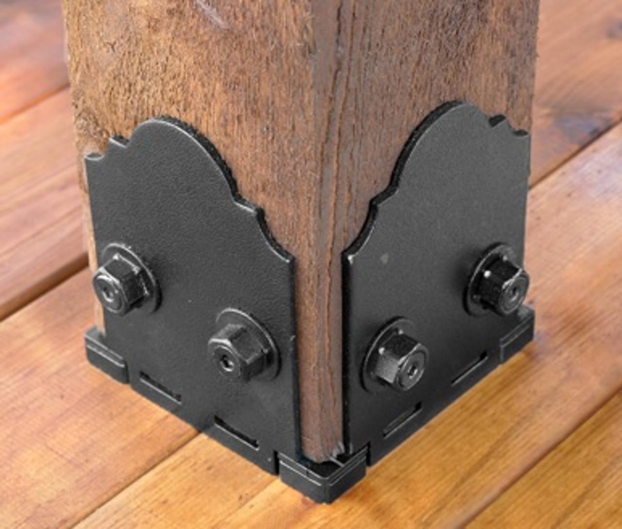 6x6 Post Anchor Designer Base Kit
