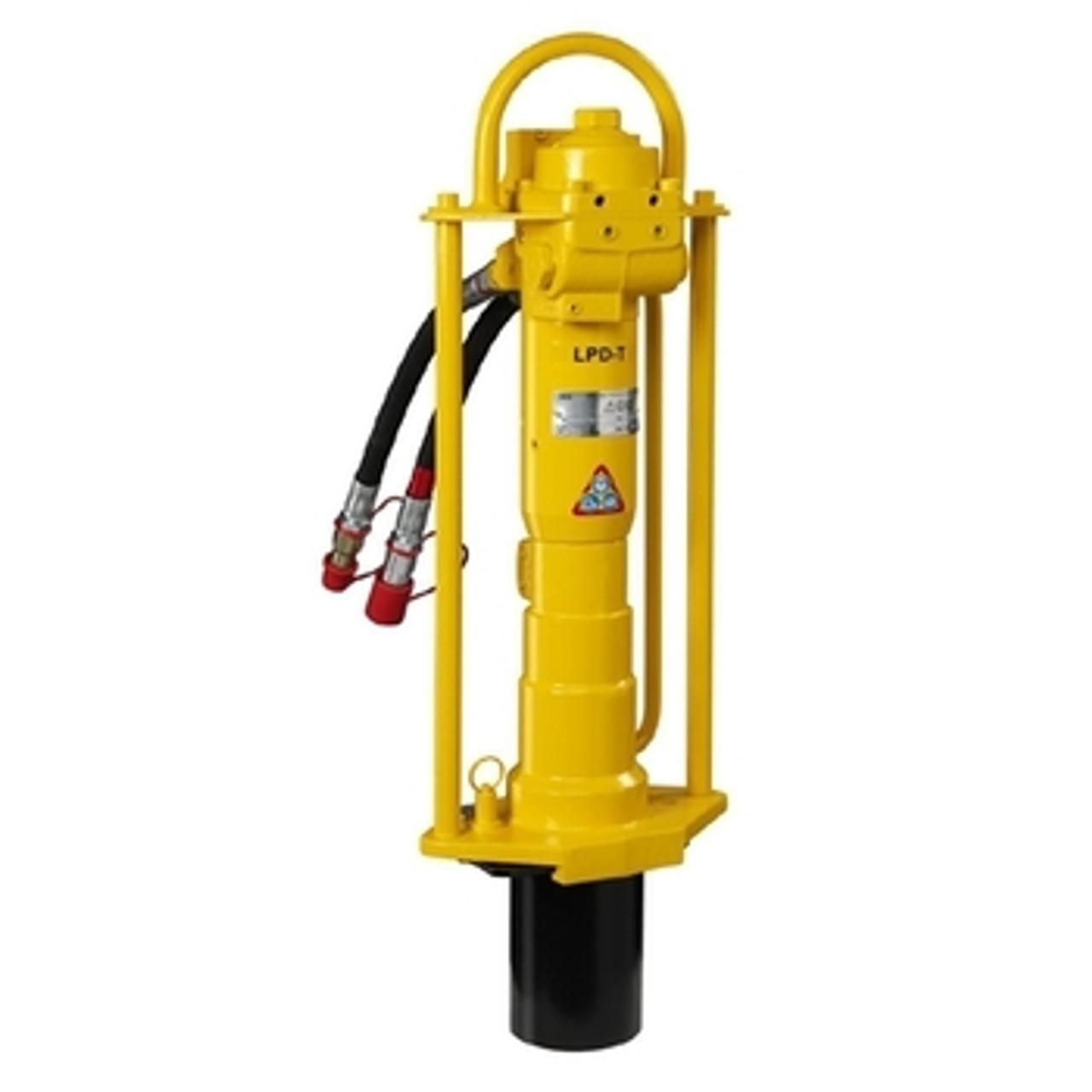 Hydraulic Post Driver