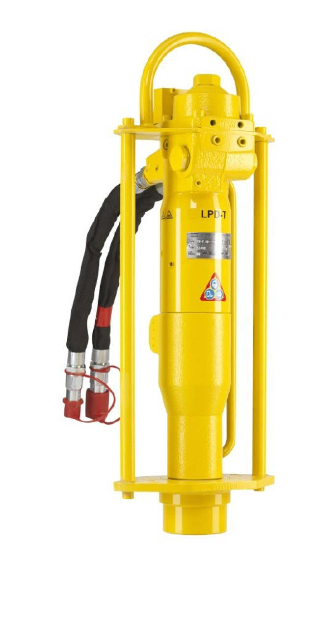 LPD-HD-T: Hydaulic post driver with trigger lever