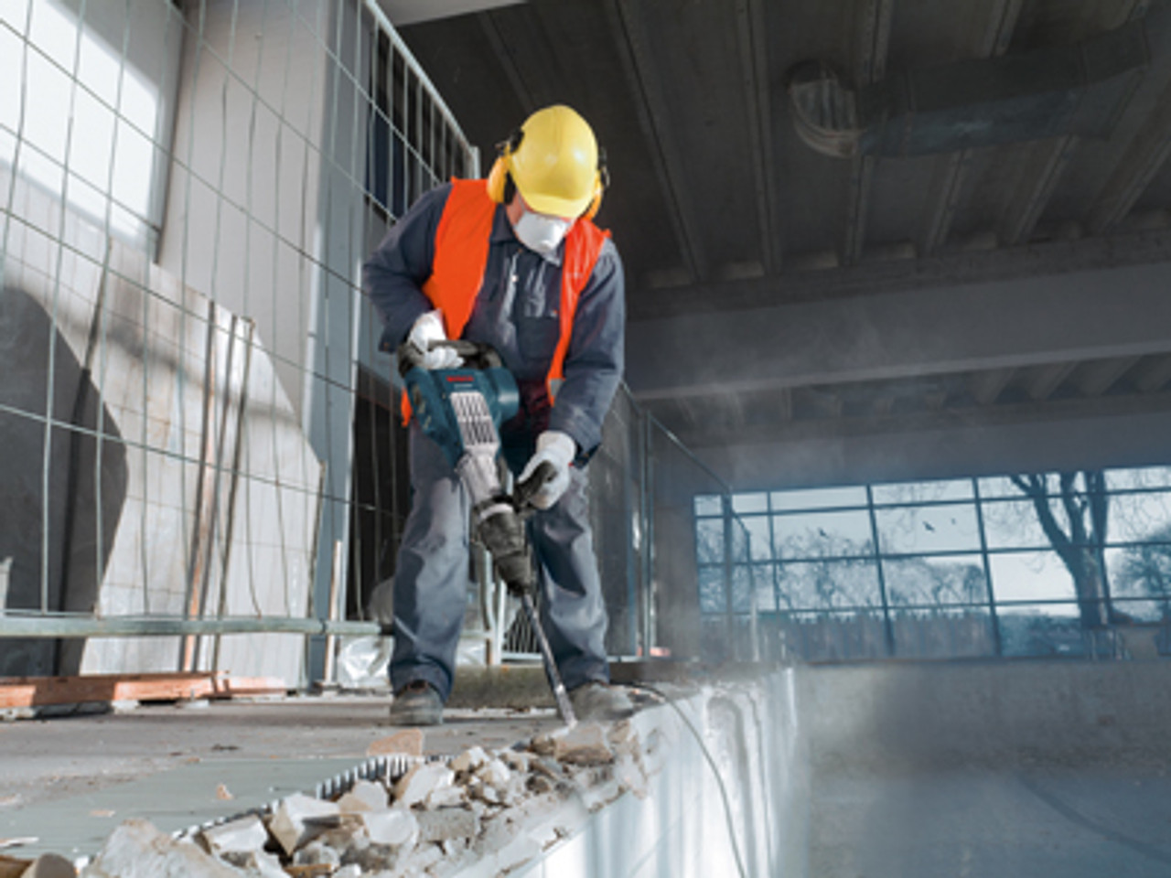 DH1020VC SDS-max® Demolition Hammer