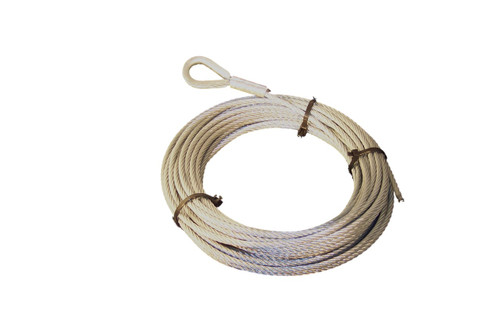 100' 5/16'' 7x19 Galvanized Pre-Cut Cable