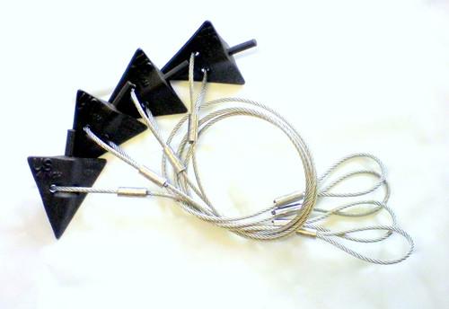 4'' Universal Anchor kit