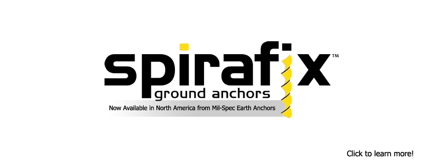 Milspec Anchors - Ground Anchors & Earth Anchors