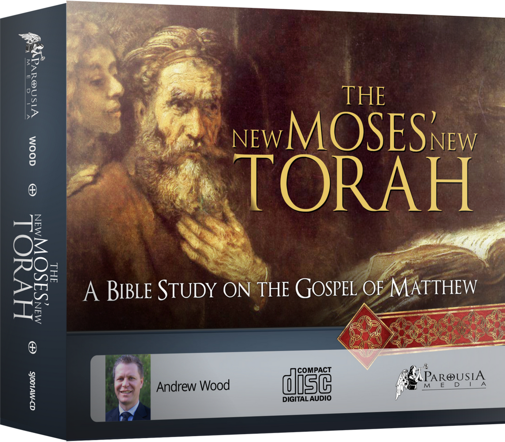 The New Moses' New Torah: A Bible Study on the Gospel of Matthew