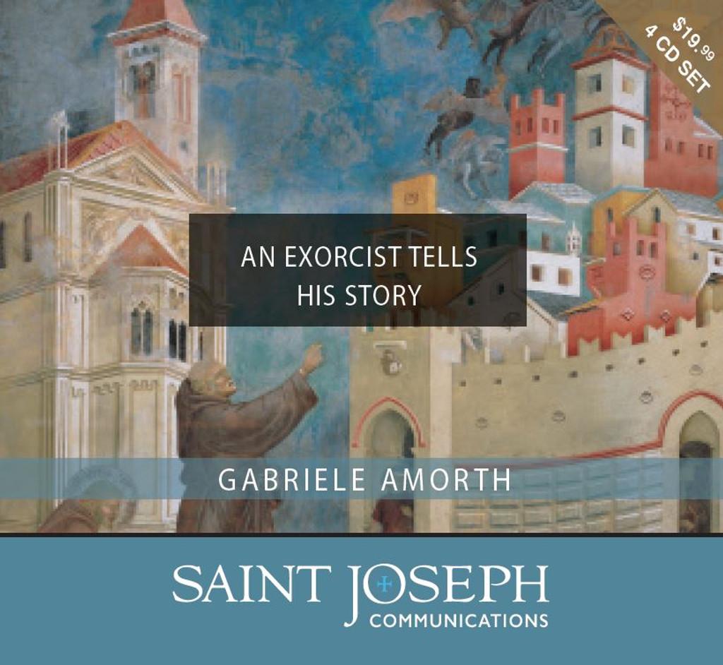An Exorcist Tells His Story (4 CD Set) - Fr Gabriele Amorth