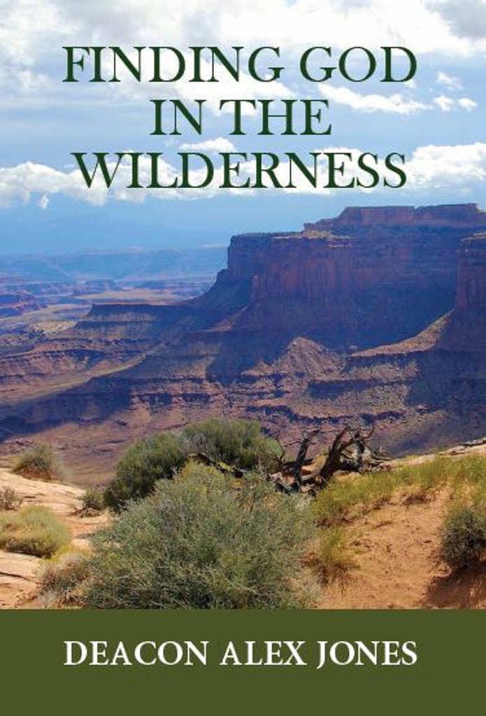 Finding God in the Wilderness - Deacon Alex Jones (DVD)
