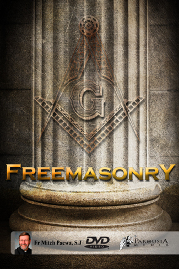 Freemasonry - Fr Mitch Pacwa (DVD)