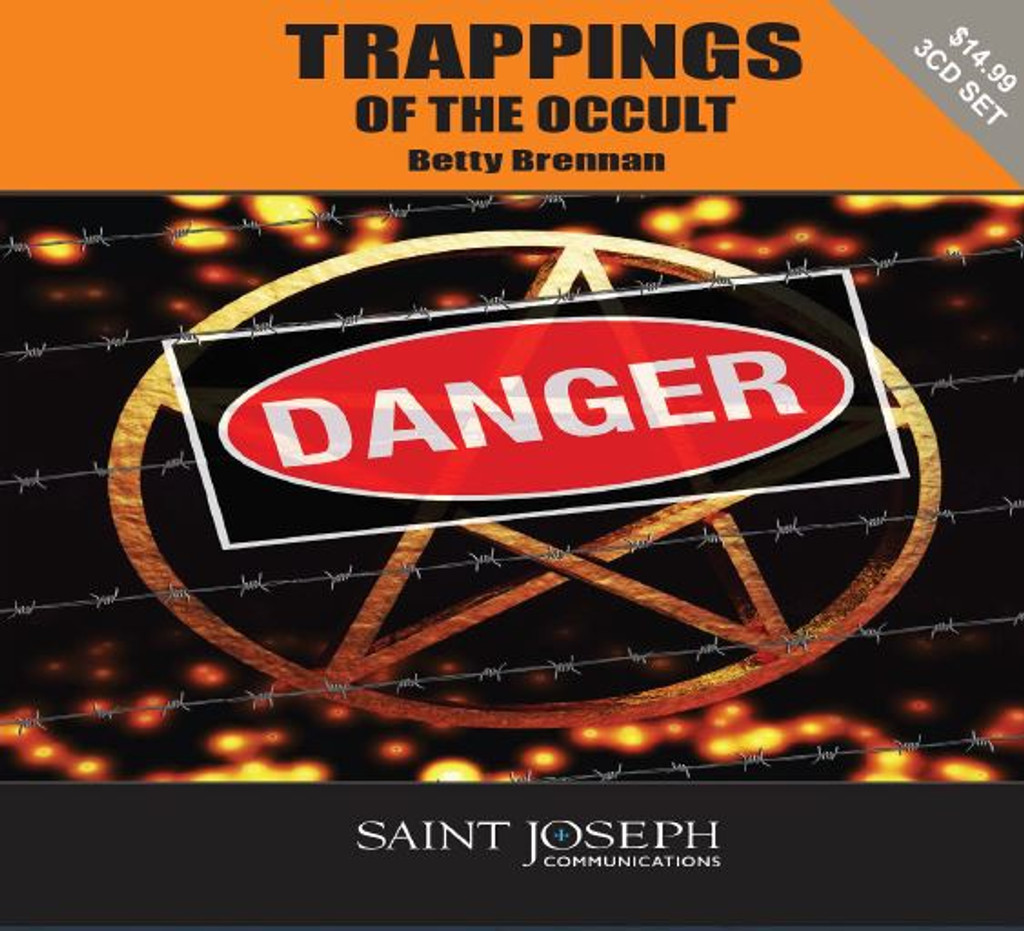 Trappings of the Occult - Betty Brennan - St Joseph Communications (3 CD Set)