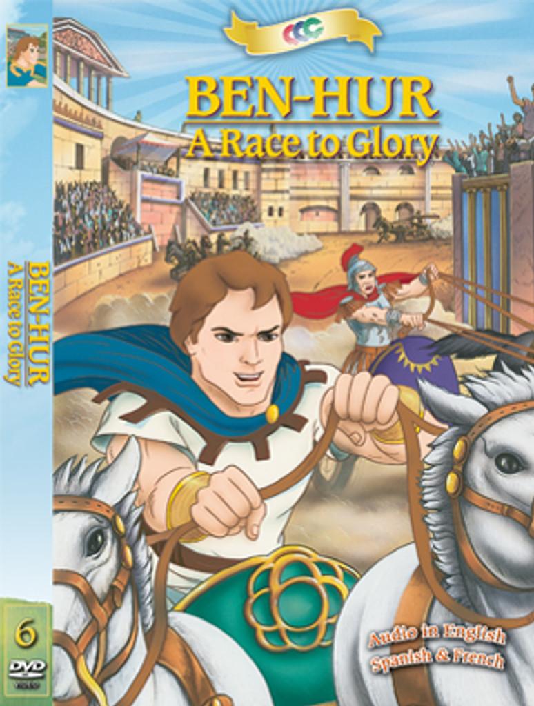 Ben Hur : A Race to glory