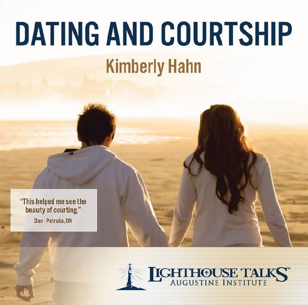 Diff btw dating and courtship kimberly hahn