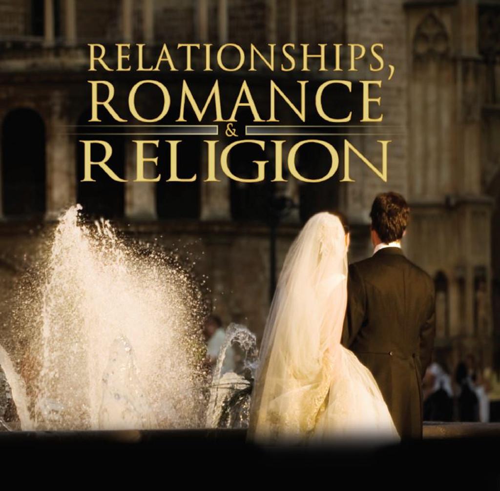 Relationships, Romance & Religion - Christina King (MP3)