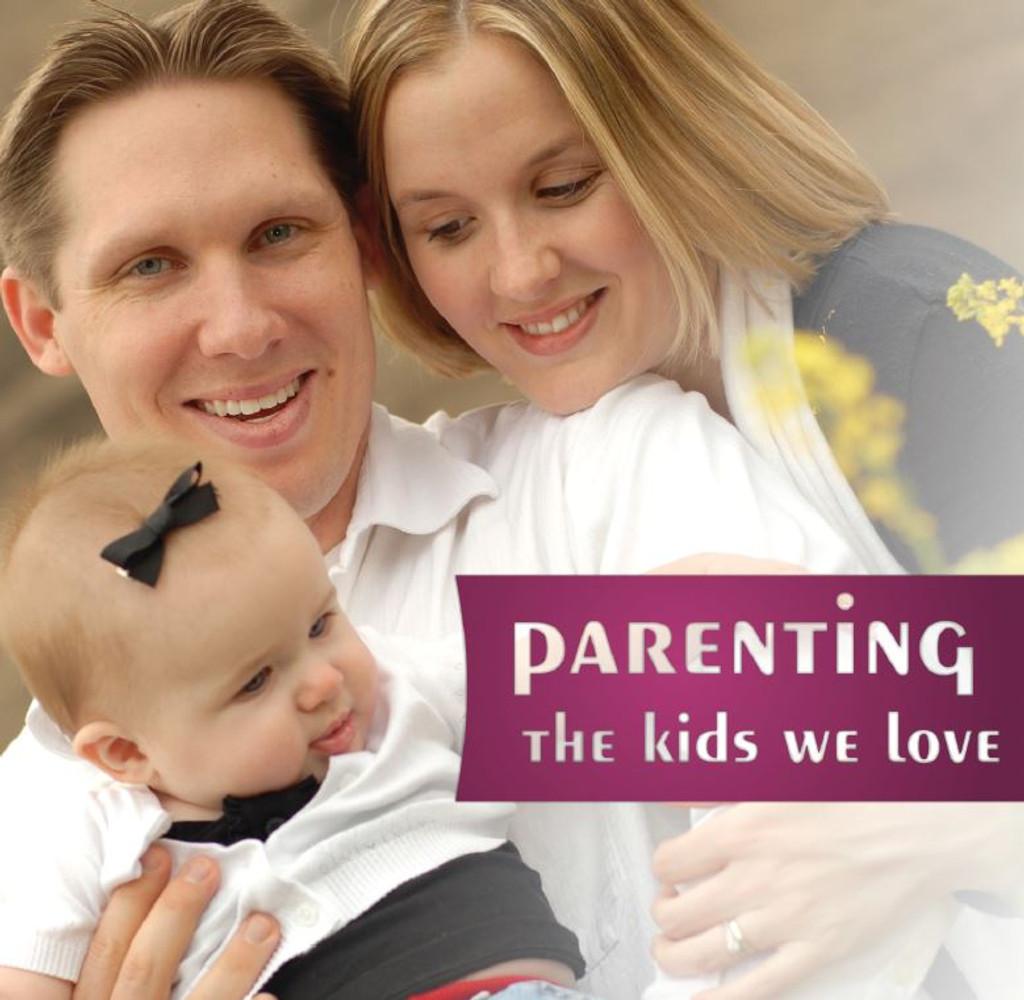 Parenting the Kids we Love - Christina King (MP3)
