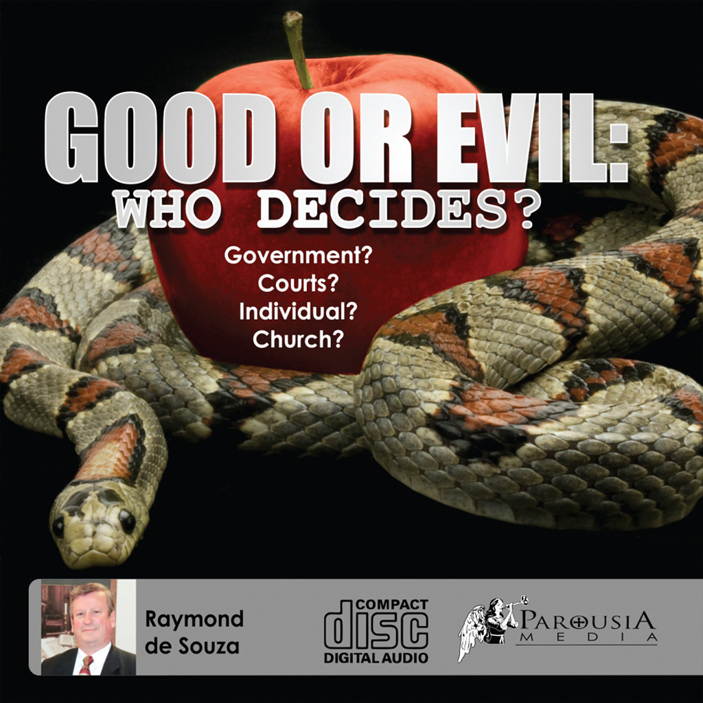 Good or Evil : Governments, Courts, Individual, Church