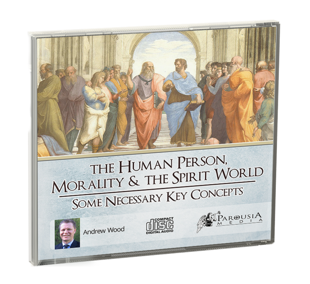 The Human Person, Morality and Spirit World