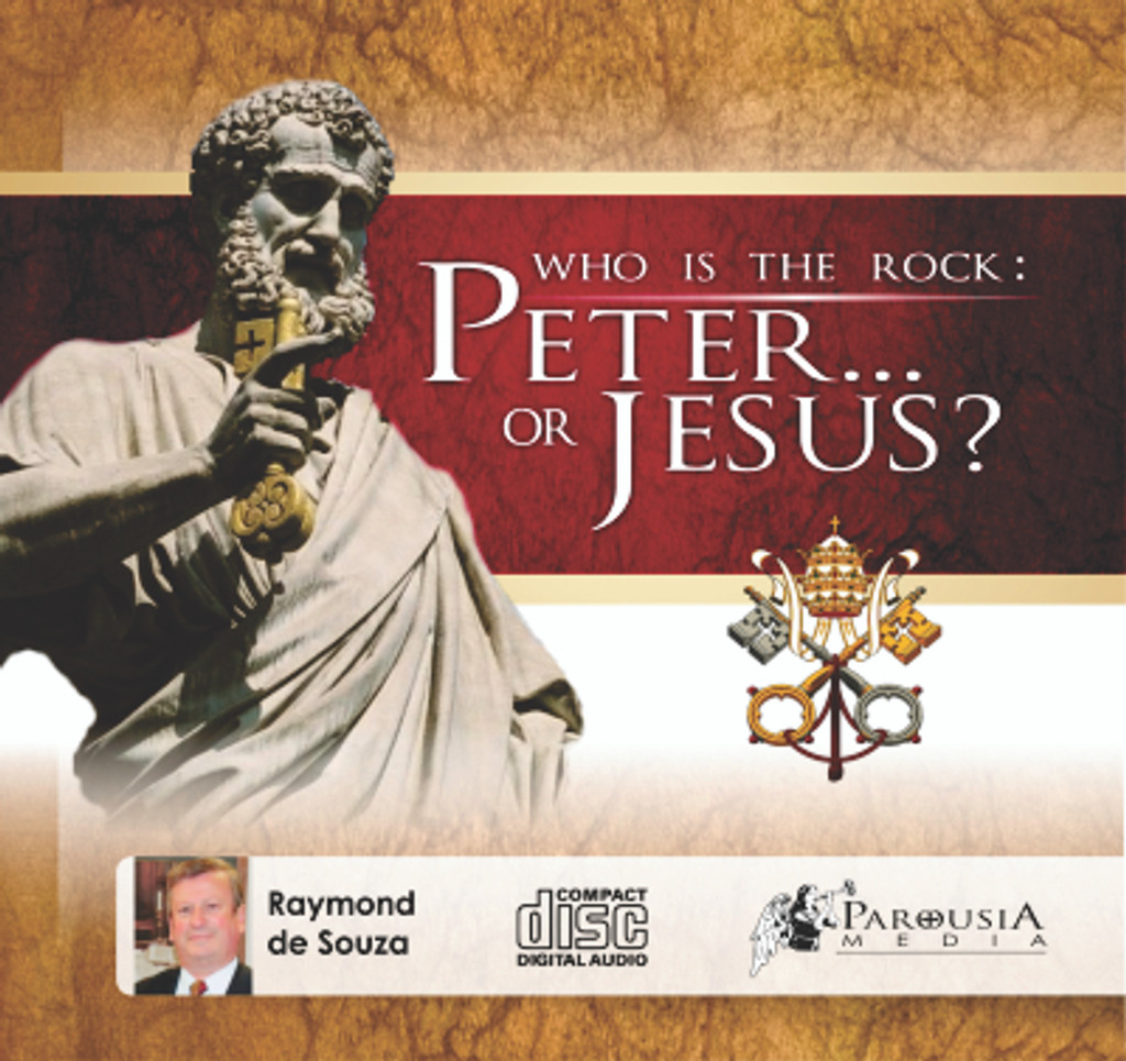 Who is the Rock: Peter or Jesus? MP3