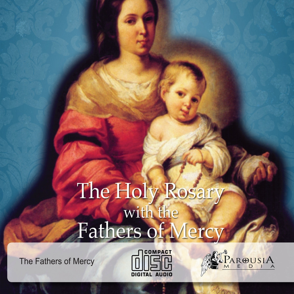 The Holy Rosary with The Fathers of Mercy (2 CD Set)