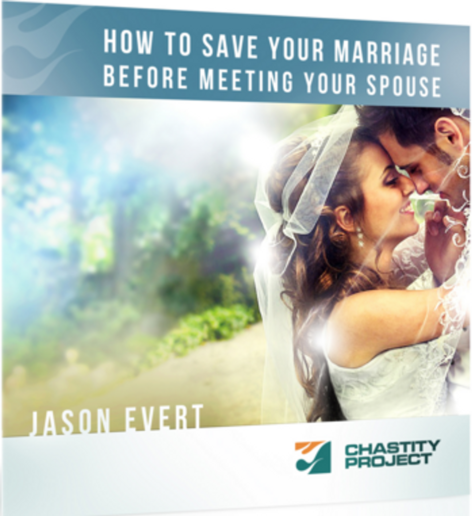 How To Save Your Marriage - Before Meeting Your Spouse