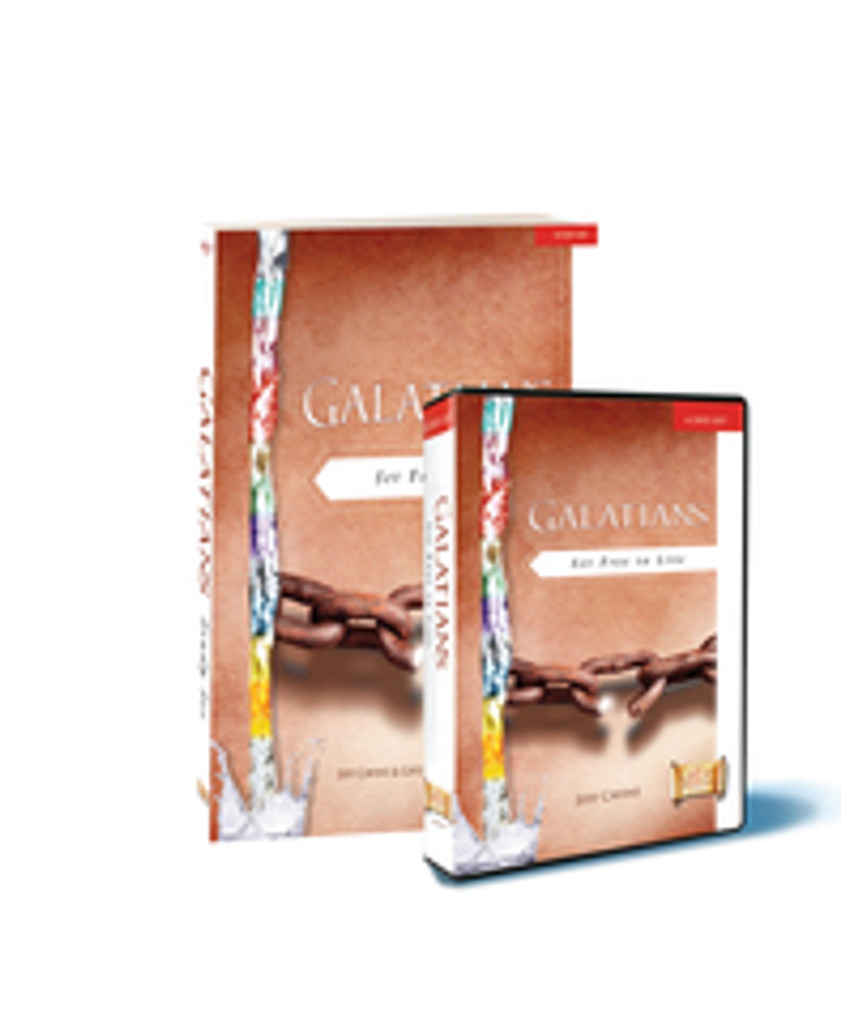 Galatians: Set Free to Live - Jeff Cavins & Gayle Somers - Ascension Press (Starter Pack)