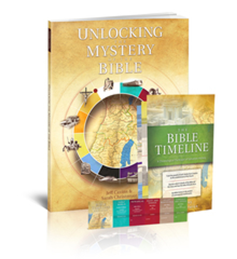 Unlocking the Mystery of the Bible - Jeff Cavins & Sarah Christmyer - Ascension Press (Student Workbook)