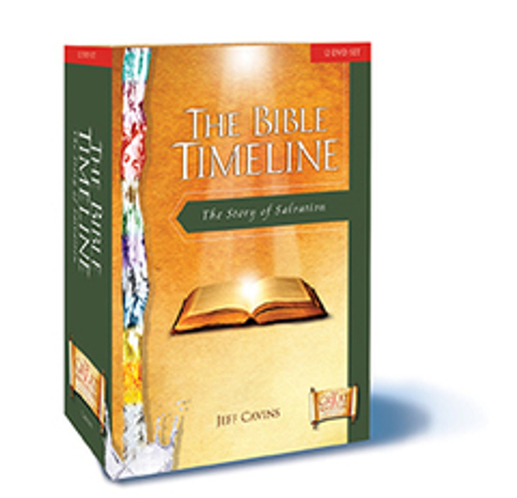 The Bible Timeline: The Story of Salvation - Jeff Cavins, Sarah Christmyer & Tim Gray - Ascension Press (DVD Set)