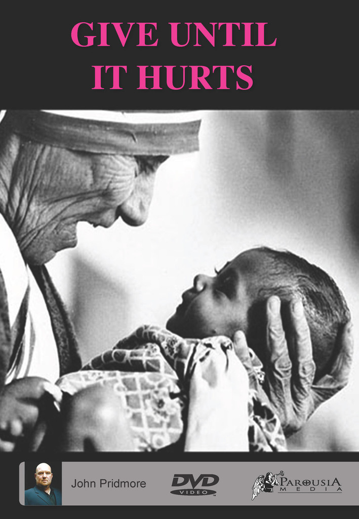 Give Until it Hurts - John Pridmore (DVD)